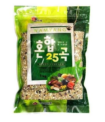 [KV104] 남양농산 햇사래 혼합25곡 1kg