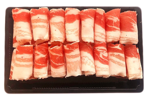 [KM055] 이베리코 대패 삼겹살 200g (Somos Ibérico Pork Shabu)