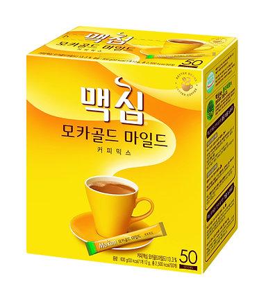 Maxim Mocha Gold Mild Coffee Mix (50ea)
