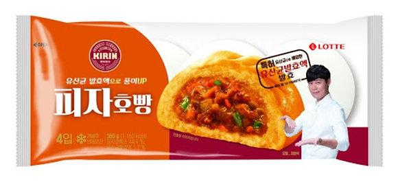 Lotte Kirin Steamed Pizza bun (4 pieces) 360g