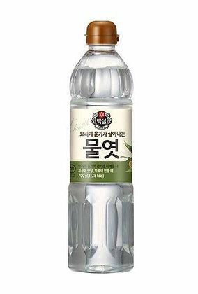 [KJ125] CJ 백설 물엿 700g