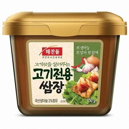 Cj Haechandle Ssamjang For Meat 450g