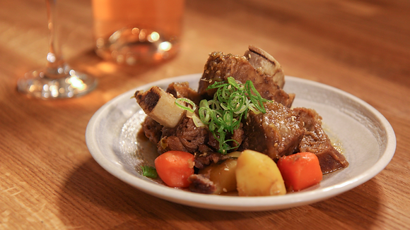 [MK004] 갈비찜-GalbiJjim Beef Stew