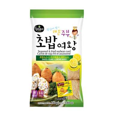 Choripdong Fried Tofu Rice Balls 160g(14 Sheets)
