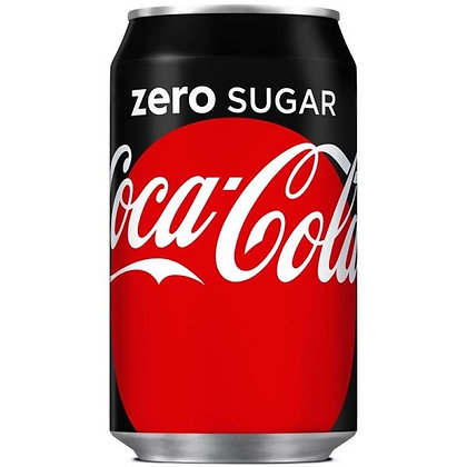 [KD003] Zero Coke 330ml