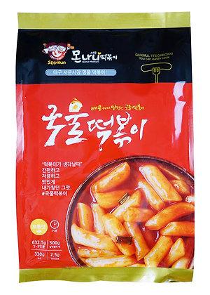 Daegu Seomun Monnani Soupy Tteokbokki 632.5g