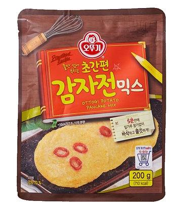 [KF173] 오뚜기 초간편 감자전믹스 200g
