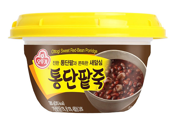 Ottogi Whole Red Bean Porridge 285g