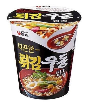 [KN049] 농심 튀김우동 작은컵 62g