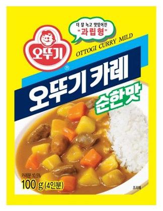 [KF176] 오뚜기 3분카레분말 (순한맛) 100g
