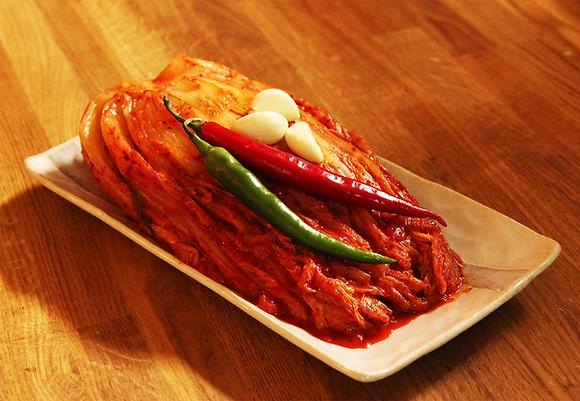 [KK030] 묵은지 포기김치 1kg