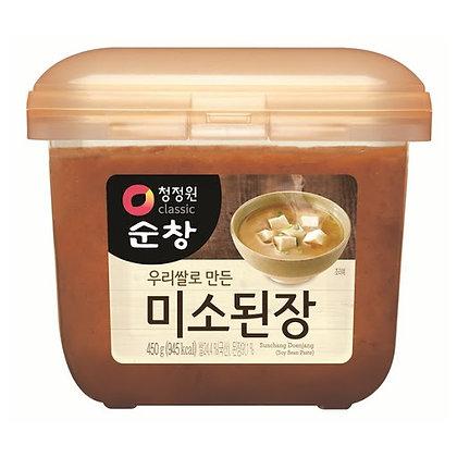 [KJ072] 청정원 순창 우리쌀 미소된장 450g