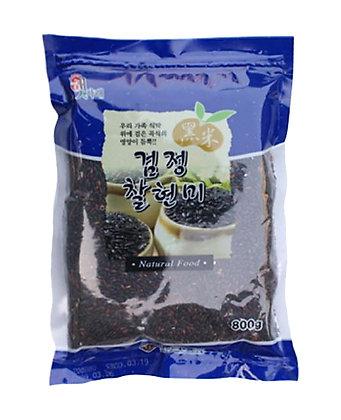 [KV090] 남양농산 햇사래 검정 찰현미 800g