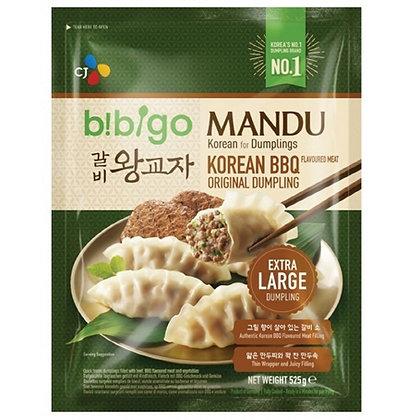 Bibigo Original Dumplings(Korean BBQ) 525g
