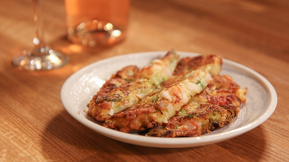 [MK003] 해물파전-Seafood Pancake