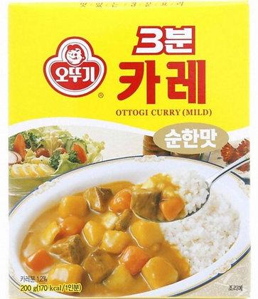 Ottogi 3-minute Curry (Mild) 200g