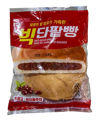 Hurricane Big Red Bean Bread 130g