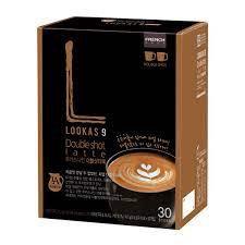 [KD175] Namyang Lookas9  Double Shot Latte 447g (30T)