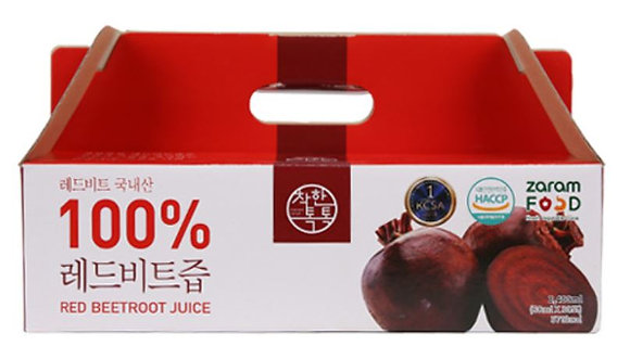 [KD114] 자람푸드 착한톡톡 레드비트즙 (80ml X 30포)