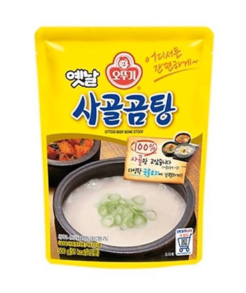 Ottogi Gom-Tang(Beef Flavour Soup) 500g