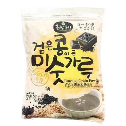 [KC024] 초립동이 검은콩이 든 20곡 미숫가루 1kg (2.2lb)