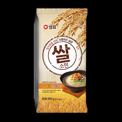 [KN057] 샘표 쌀소면 800g