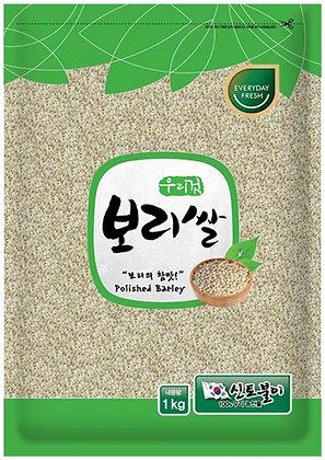 [KV079] 정원 우리것 보리쌀 1kg