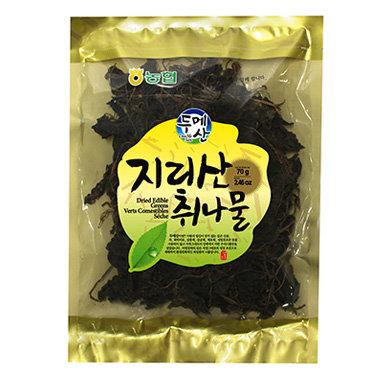 [KS037] 농협 두메산 지리산 취나물 70g
