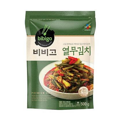 Bibigo Young radish Kimchi 500g