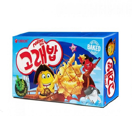 ORION Koreabob (Seaweed flavor) 40g