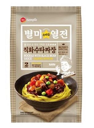 Sempio Mama's Jajangmyun Noodle 540G