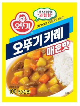 Ottogi Curry Powder(Spicy)100g