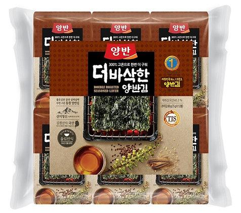 Dongwon Crispy Yangban Seaweed 9pack