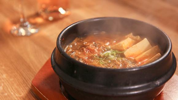 [MK013] Kimchi Stew Soup