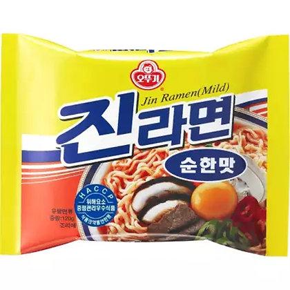 [KN028] 진라면 순한맛 (1pk / 5pks)