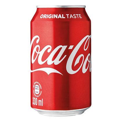 [KD001] Coke Original 330ml