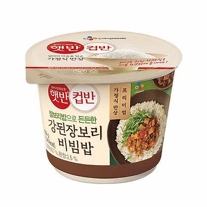 [KF196] CJ 컵반 강된장비빔밥