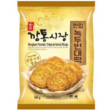 Hansang Frozen Mungbean Pancake 450g