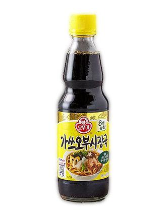 Ottogi Katsuobushi Noodle Soup 360ml