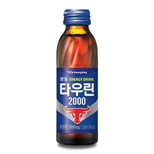 [KD134] 광동 타우린2000 120ml
