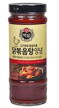 Beksul Spicy Chicken Stew Sauce 490g
