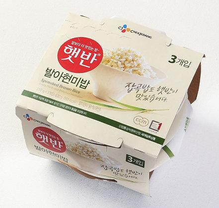 Cj Hetbahn Germinated Brown Rice 210g (3pk)