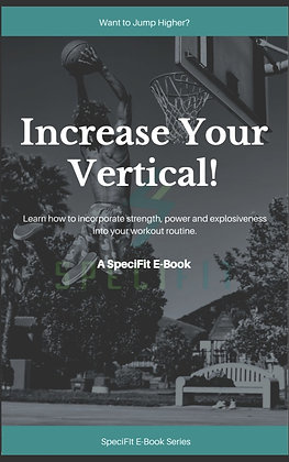 Increase Your Vertical Jump!
