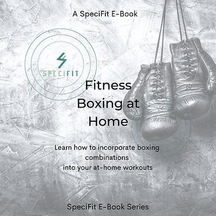 Fitness Boxing at Home
