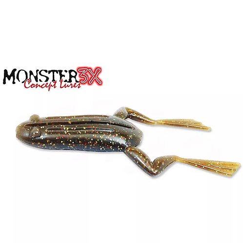 ISCA MONSTER 3X X-FROG FOREST 013 2 UN