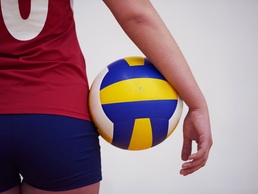 Big Spike in Volleyball numbers