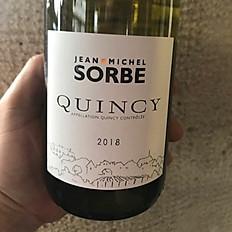 QUINCY J.M. SORBE 2018