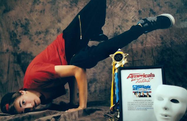 First Place Winner of Colorado's Got Talent