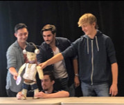 Puppets with Michael Kane