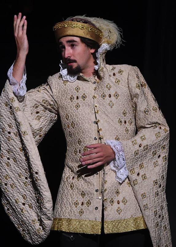 Wabash - Shakespeare in Love